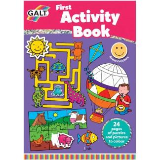 First Activity Book