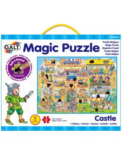 Magic Puzzle - Castle