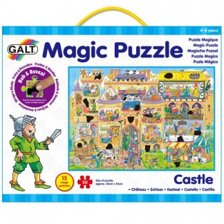 Magic Puzzle - Castle