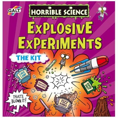 Explosive Experiments