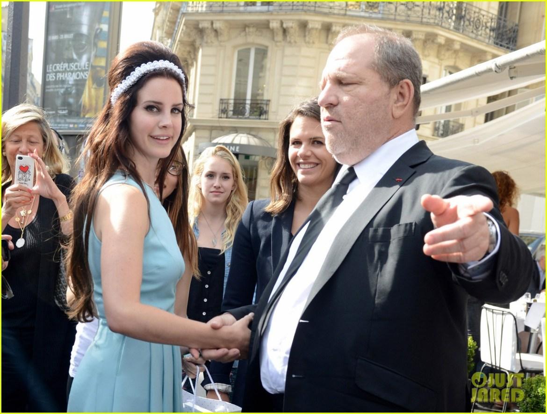 Lana Del Rey acusa a Harvey Weinstein