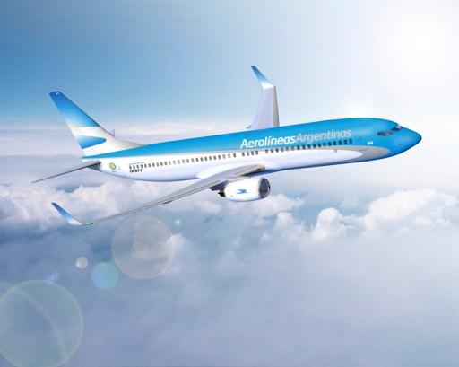 El descuento para Aerolíneas Argentinas