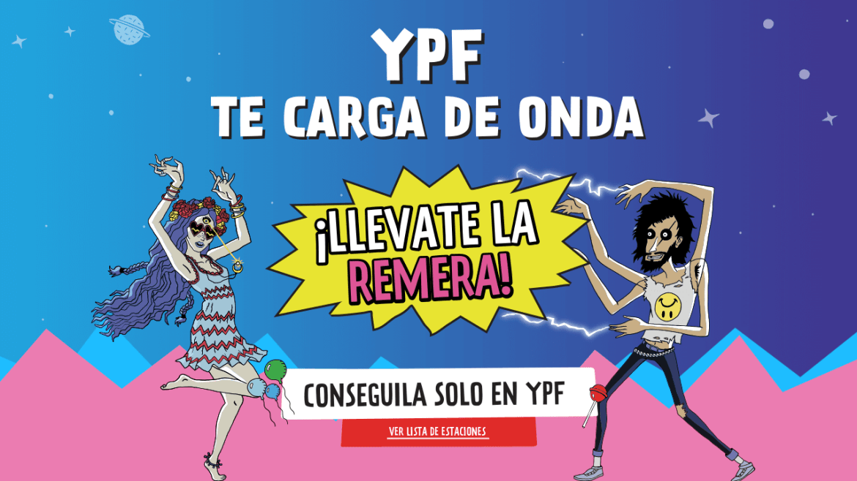 YPF Lollapalooza Argentina