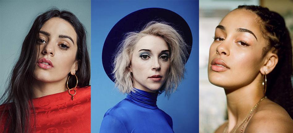 La poca presencia femenina en el Lollapalooza 2019