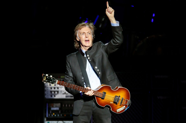 Paul McCartney casi encabeza el Lollapalooza 2019