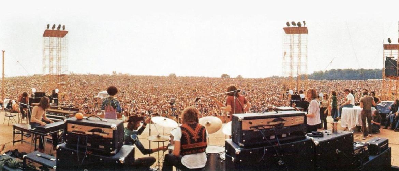 La vuelta de Woodstock