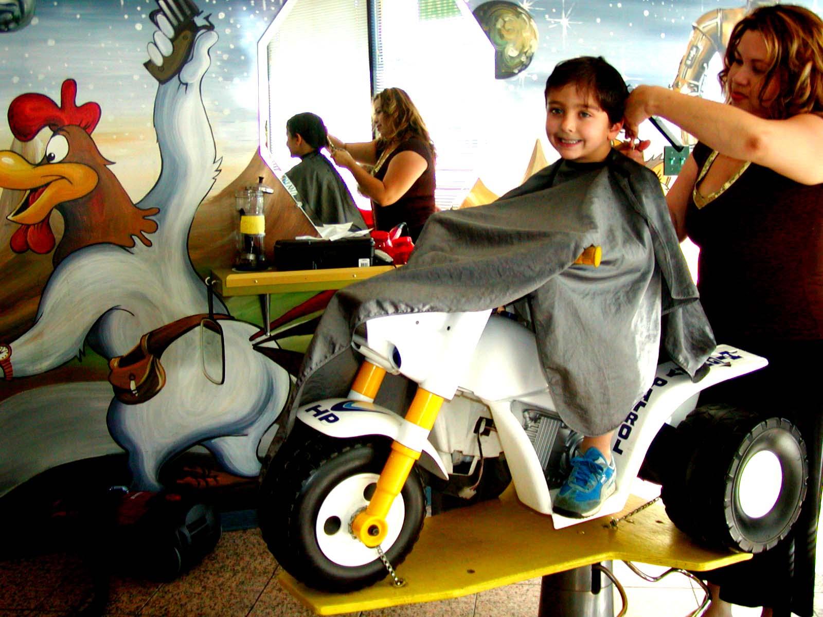 Lollicut Childrens Hair Salon