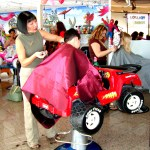 haircuts for children Los Angeles