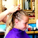 Hair styles for girls Brentwood, CA