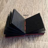 Micro-livre rouge