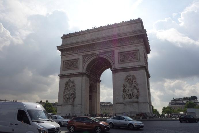 Arc de Triomphe I
