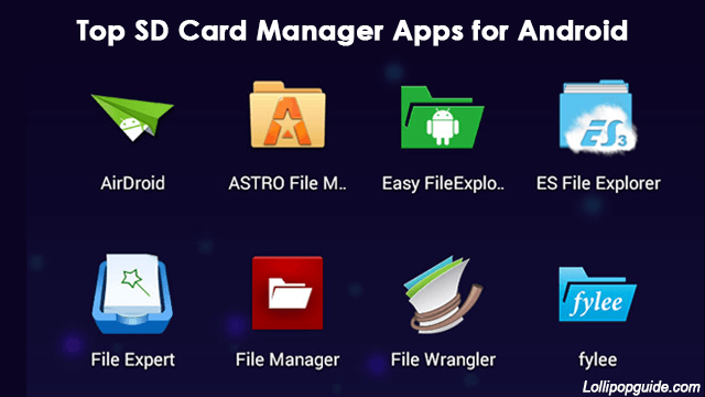 sd-card-manager-android