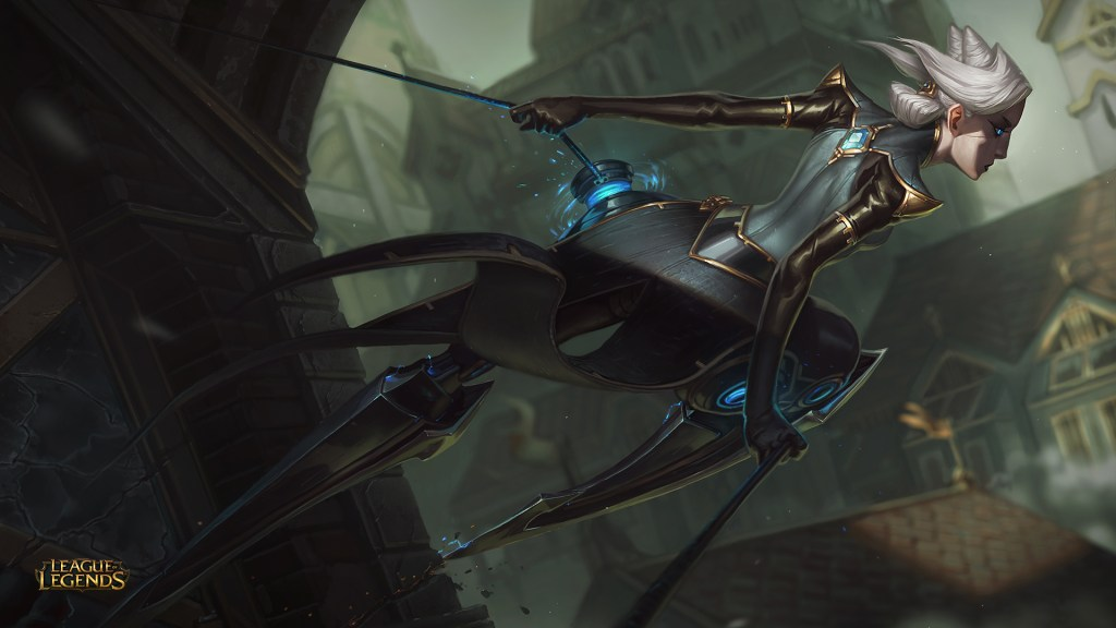 Camille New LoL Champion