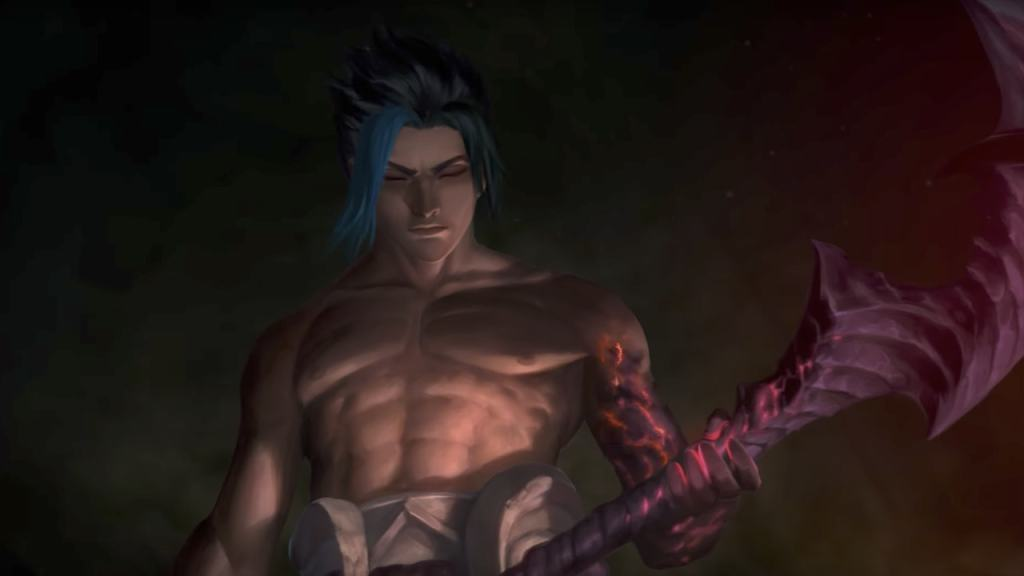 Champion Insights: Kayn, the Scythe Guy