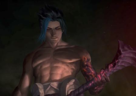 kayn league of legends