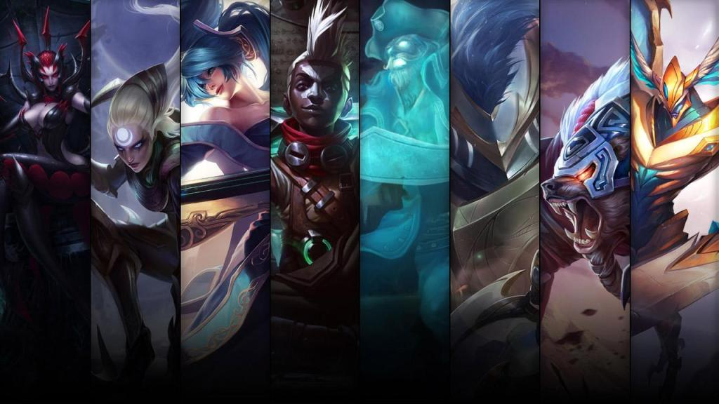 Champion and skin sale: 08.04 – 08.07