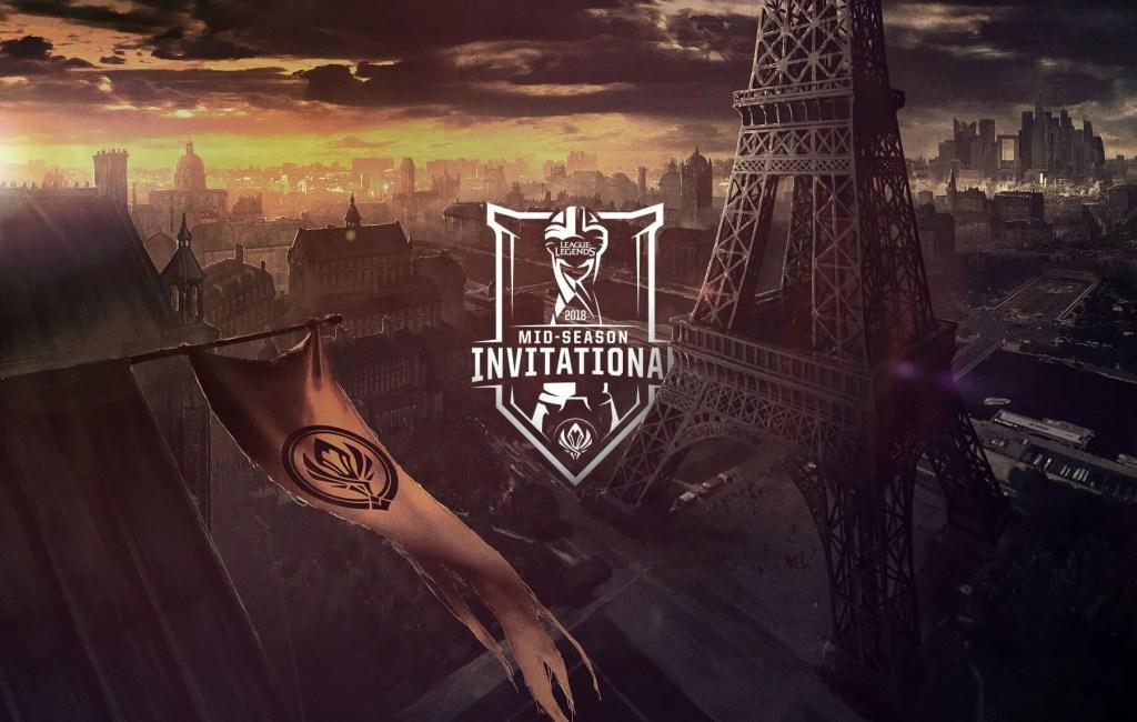 League of Legends Mid-Season Invitational (MSI) 2018