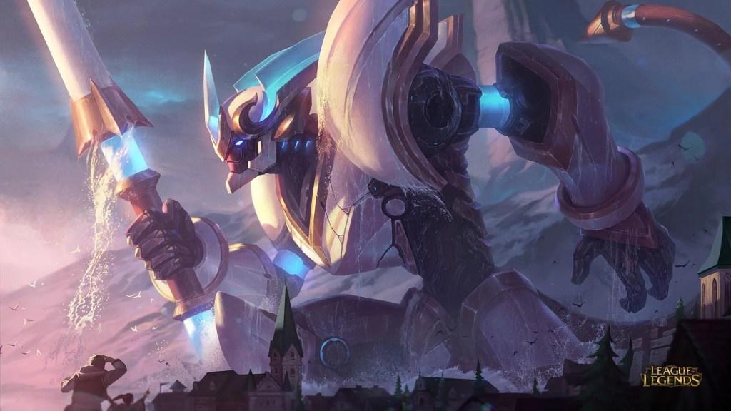 An Epic Skin on the Horizon: Lancer Stratus Wukong
