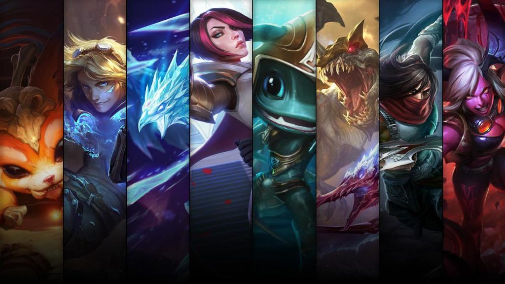 Champion and Skin Sale: 05.08 – 05.11
