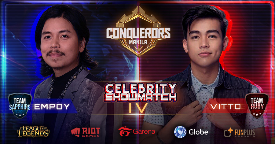 Empoy will play Again in Celebrity Showmatch 2019