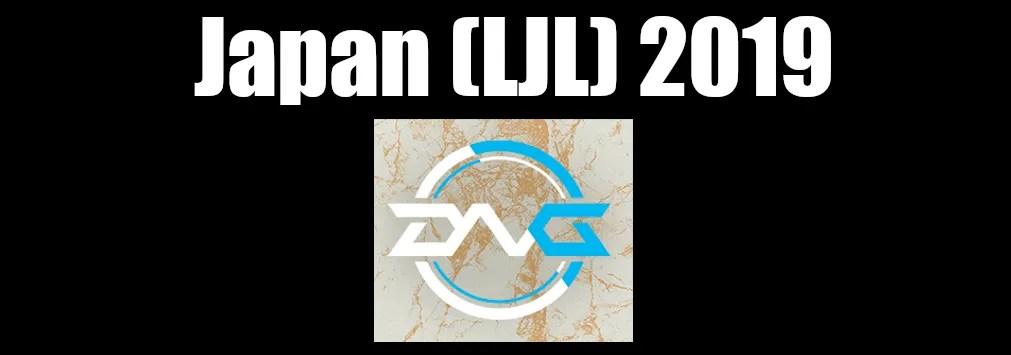 Japan (LJL) 2019