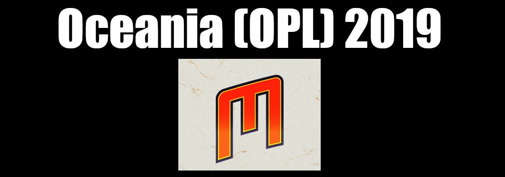 Oceania (OPL) 2019