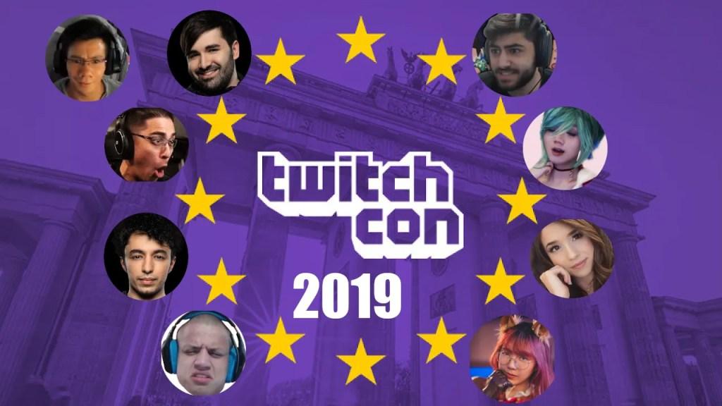 TwitchCon 2019