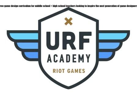 URF Academy Riot Games