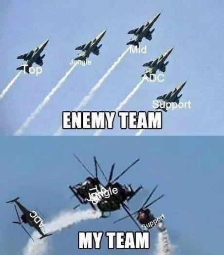 League of Legends Memes - Balance