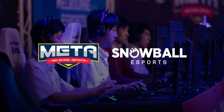 META High School Esports and Snowball Esports partner for 2020