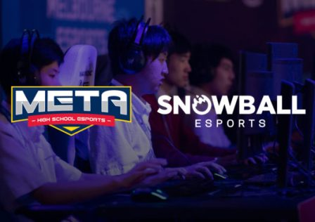 META High School Esports and Snowball Esports partner for 2020