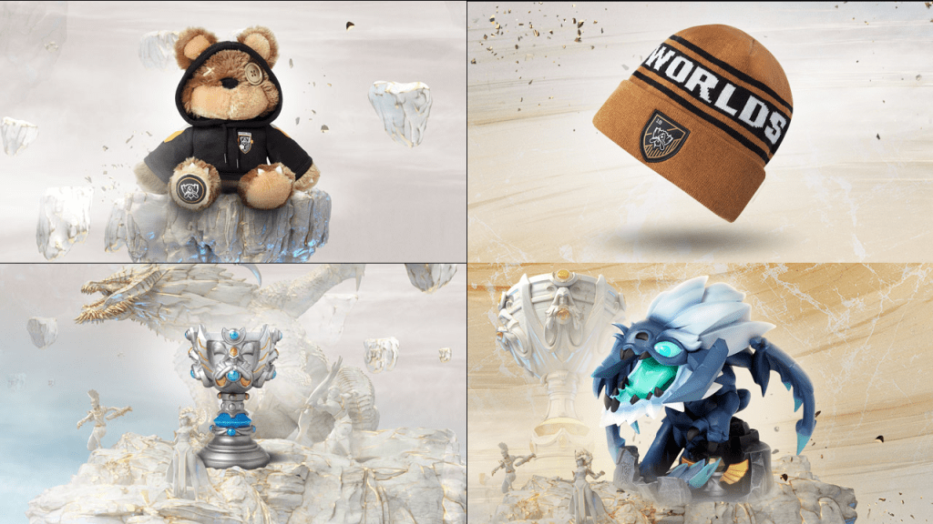 League of Legends – 2019 Worlds Merchandise Collection