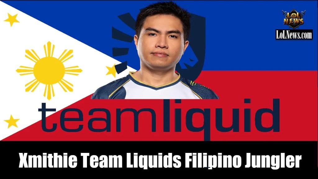Filipino Jungler in Team Liquid – Worlds 2019