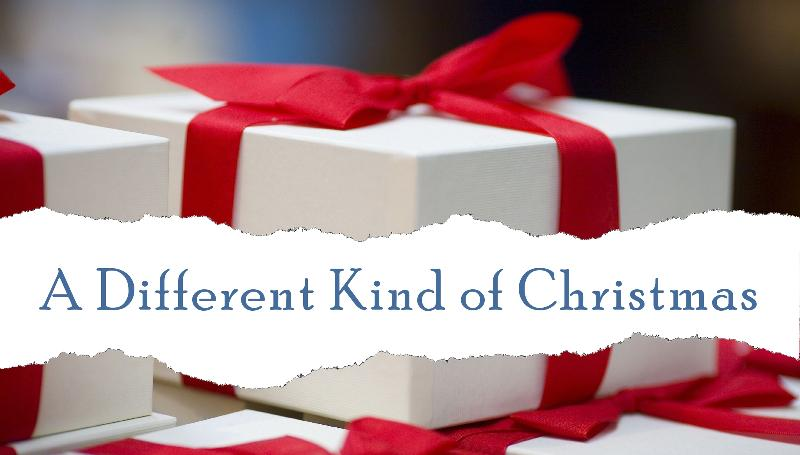 A Different Kind Of Christmas.A Different Kind Of Christmas Lolo S Thoughts