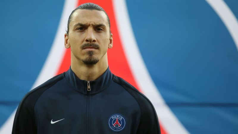 The arrogance of Zlatan Ibrahimovic
