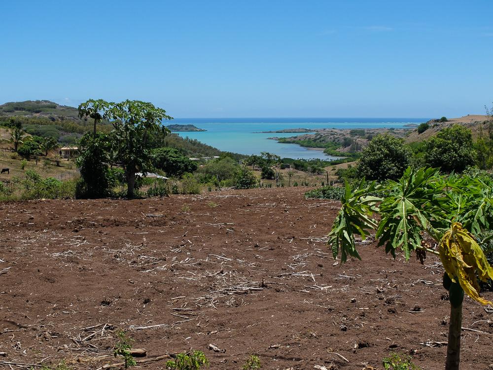 Rodrigues - Vue de la Baie Pistache