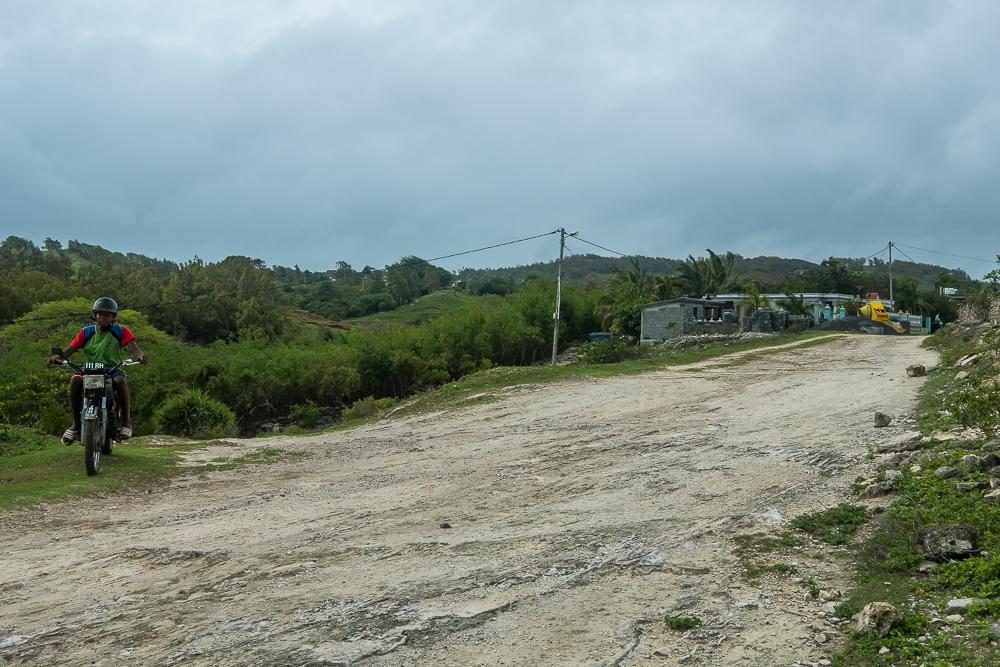 Rodrigues - Sur le sentier du retour