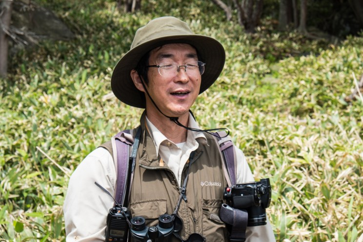 Kenuchi Suzuki, notre guide