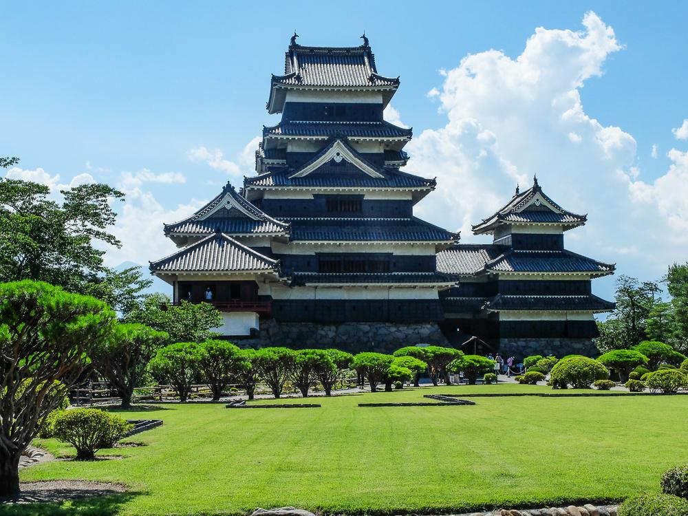 Le Château de Matsumoto