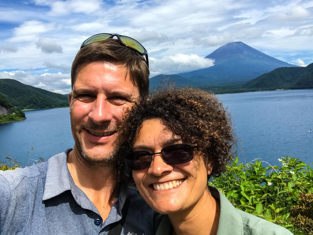 Le Mont Fuji enfin!