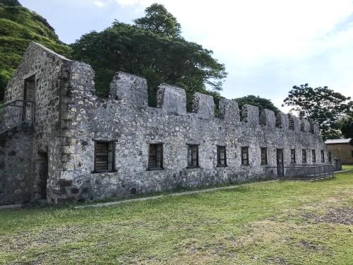 Pavillon ruine