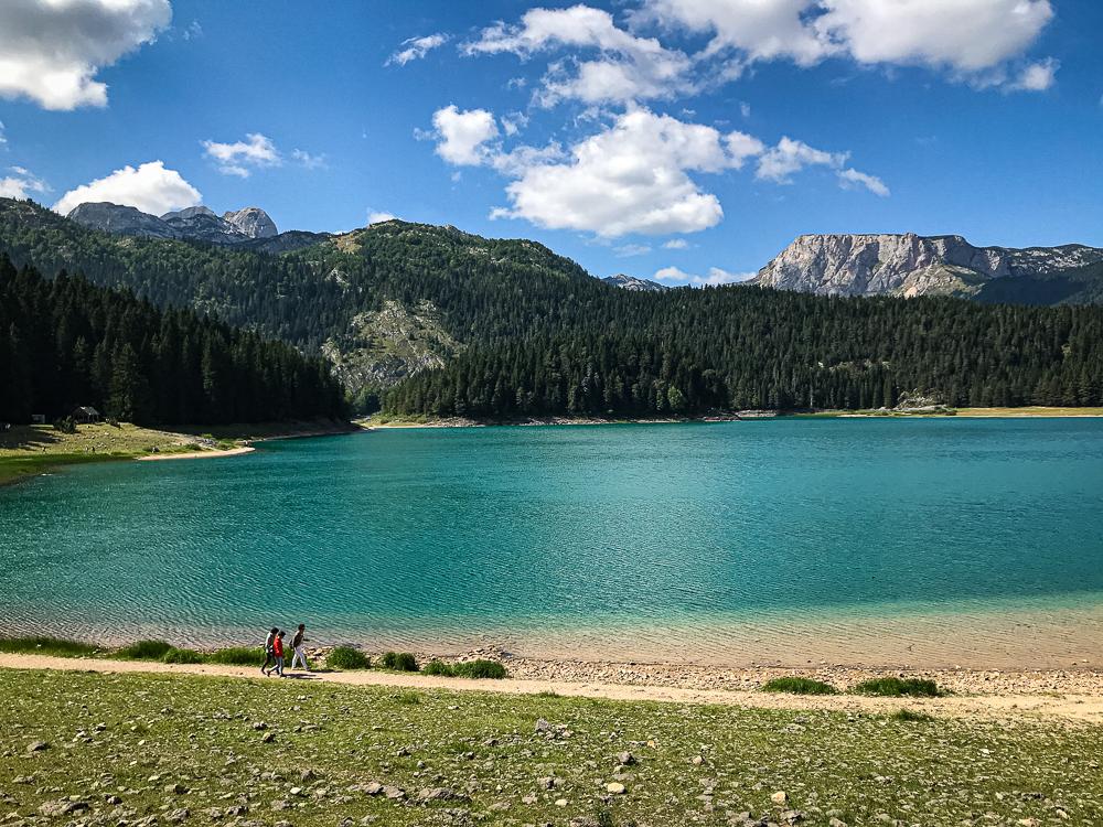 """""""Crno Jezero"""" - Le Lac Noir"""