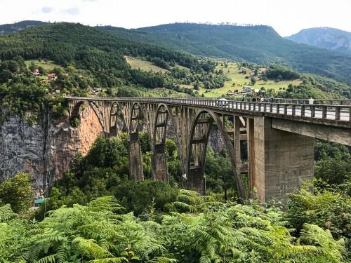 Pont de Djurdjevica