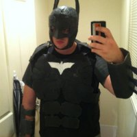 Home Made Batman Costume Competition