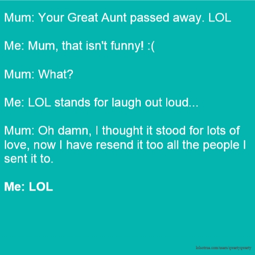 Laugh Too Loud Quotes