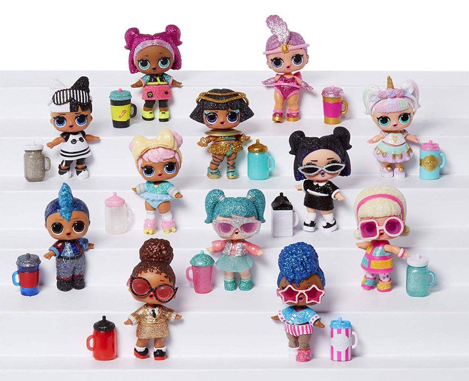 Sparkle Series Colección
