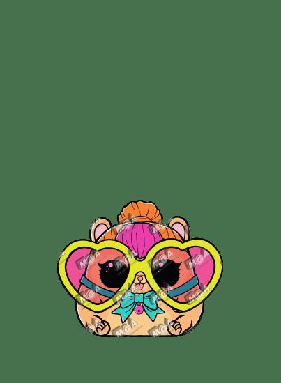 Neon Hammy