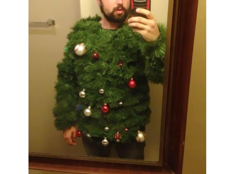 10 Of The Ugliest Christmas Sweaters In The World Page 5