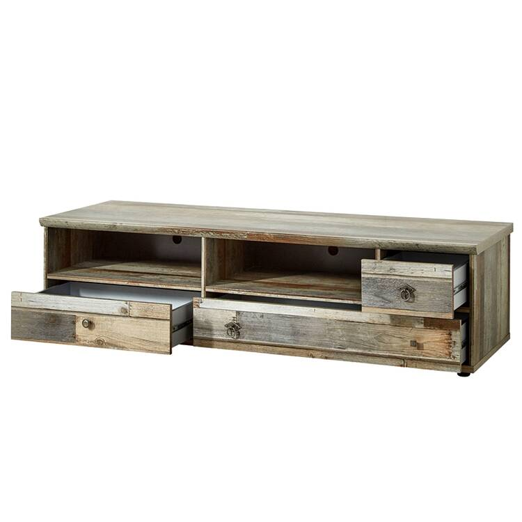 living room set vintage driftwood branson 36 coffee table tv lowboard cabinet chest of drawers