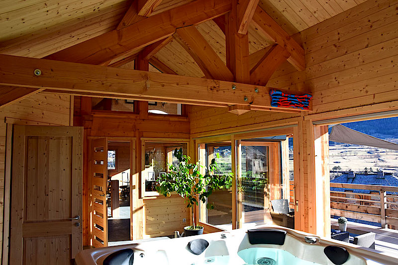 Photo Interieur Chalet Montagne Dcoration With Photo